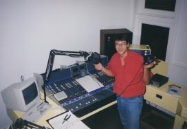 gouwe ouwe zender 1994 jeffrey studio bijna klaar